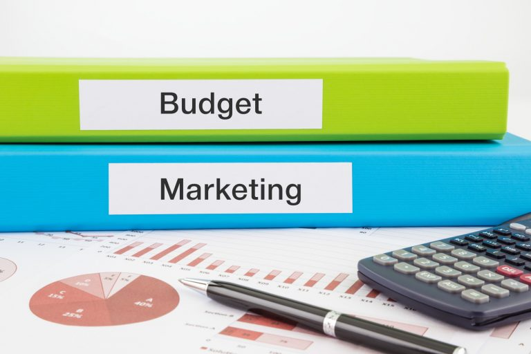 how much should i spend on marketing